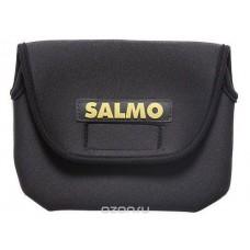 """Чехол для катушек """"Salmo"""", цвет: черный, 20 см х 14 см"""