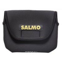 """Чехол для катушек """"Salmo"""", цвет: черный, 25 см х 18 см"""