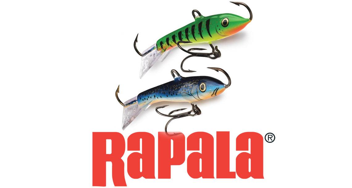 Ловля хищной рыбы на балансиры RAPALA